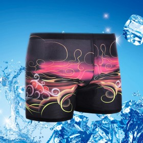 时尚游泳裤温泉休闲潮款