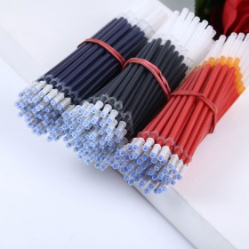 中性笔芯100只装送2只笔