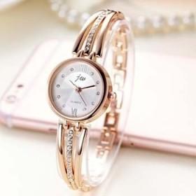 镶钻时尚潮流新款石英表小表盘女士手表