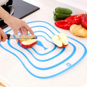 2个大号切菜板水果板揉面板蔬菜肉类切板