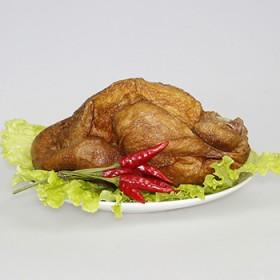 山东特产正宗德州扒鸡卤味熟食清真扒鸡烧鸡500g