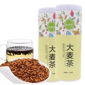 大麦茶 烘培型原味花茶花草茶泡茶手工炒制150g罐