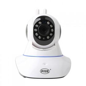 无线Wifi监控摄像头(送壁装支架)