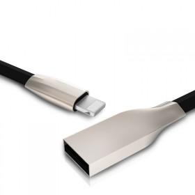 包邮铝合金苹果数据线充电线送手机壳指环扣