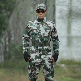 【正宗包邮】迷彩服耐磨工作服劳保服特种兵作训服军装