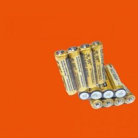高性能光明7号电池成人儿童玩具情趣用七号电池 普通