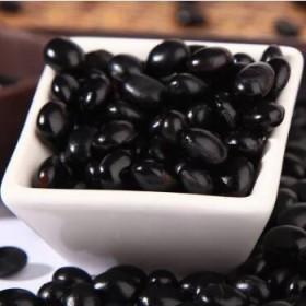 黑豆 绿芯黑豆东北农家黑豆粗粮豆类杂粮750g