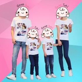 班服定制T恤衣服定制来图定做文化广告衫私人