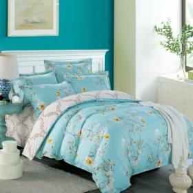 苏娜国际床上四件套1.8m床双人被套三件套床上用品