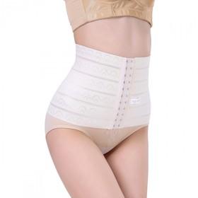 双排扣弹力收腹带四季可用束腹带产后塑身衣束身瘦腰