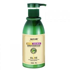 金橄榄烫染修护洗发露修复受损发质