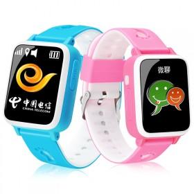 儿童定位手表男孩智能手表电话手机学生GPS防丢跟踪