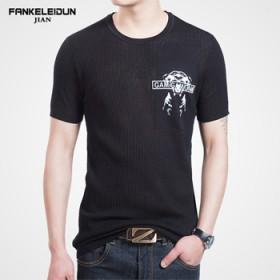 时尚短袖潮流T恤