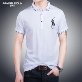 时尚POLO衫短袖T恤