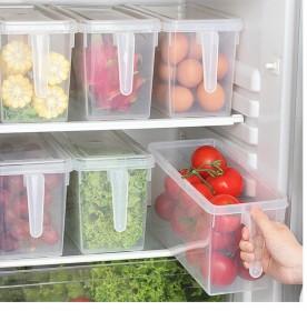 活动一个装 进店拍3个更实惠冰箱收纳盒食品保鲜盒