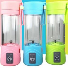 充电式榨汁机便携式家用果蔬榨汁机学生