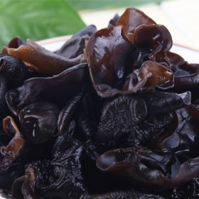 黑木耳椴树木耳香菇干货17年新货共2斤1KG