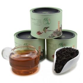 武夷山红茶茶叶 桐木关正山小种红茶罐装60g