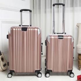 品牌明星同款铝框拉杆箱包密码行李箱子登机箱20寸