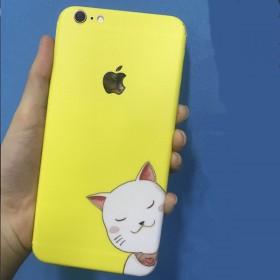 苹果手机贴膜贴纸