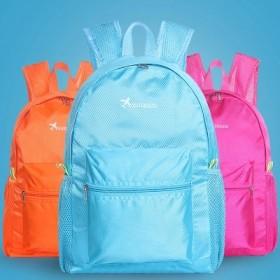 户外双肩包折叠书包便携旅行背包大容量