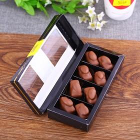 代购 土耳其进口巧克力零食牛奶夹心牛轧糖巧克力