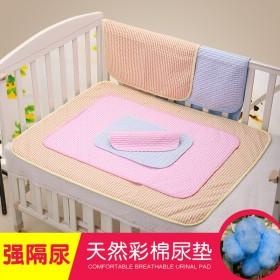 大号80X120宝宝防尿垫透气可洗隔尿垫