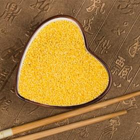 东北五谷杂粮大金黄 农家黄小米 月子米 宝宝米 谷