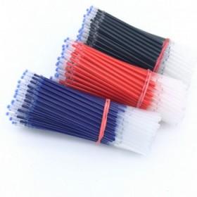 中性笔芯100支装送2支笔