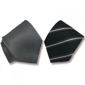 男领带T恤 男正装职业礼盒创意领带夹领带新款真丝