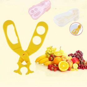 婴儿辅食剪刀宝宝食物剪研磨器儿童辅食工具食物碾碎收