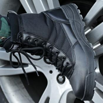 特种兵军靴男作战靴户外登山靴