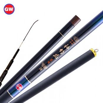 光威鱼竿超硬高碳手竿溪流竿渔具钓鱼竿