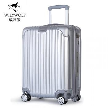 防刮拉链款行李箱旅行箱20拉杆箱22寸24寸26寸