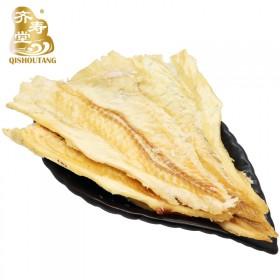 大连特产鱼片干烤鱼片鱼干零食即食海鲜鱼片250克