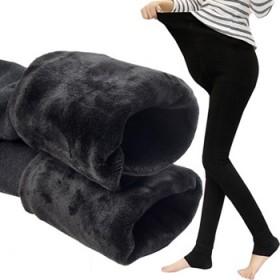 秋冬款孕妇打底裤加绒加厚孕妇装孕妇裤子保暖踩脚裤