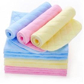婴儿纯棉布尿布新生儿全棉纱布尿垫可洗初生宝宝尿片