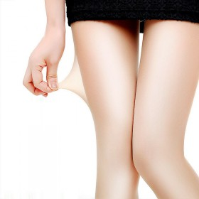 性感防勾丝超薄款丝袜显瘦弹力一体连袜裤1406