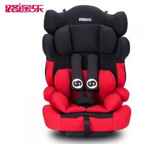 路途乐车载宝宝座椅 9个月-12岁