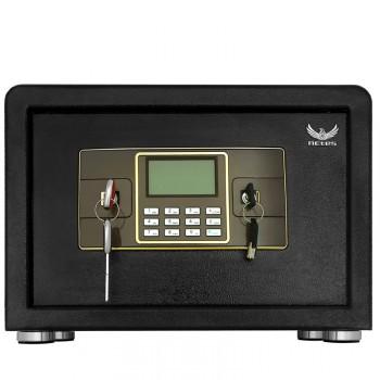 恩特思保险柜家用办公密码全钢迷你小型保险箱保险箱