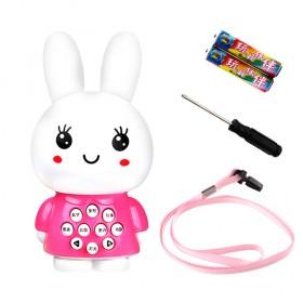 迷你兔故事机早教机小兔子音乐玩具