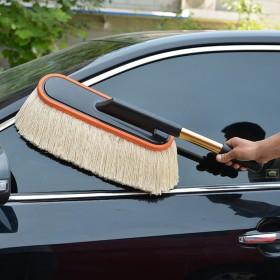 汽车刷蜡拖 擦车拖把车用洗车刷除尘掸蜡刷车掸子清洁