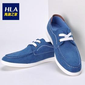 HLA/海澜之家专柜休闲男鞋男士鞋子/004