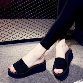 一字拖女夏时尚拖鞋