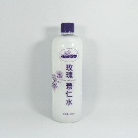 【500克】花田微香玫瑰薏仁水爽肤保湿水化妆植物水