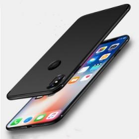 iPhone手机壳全包微带防尘塞美工线超薄磨砂外套