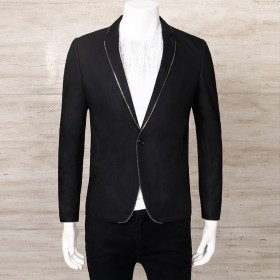 专柜品牌青年帅气男士外套小西装西服/608