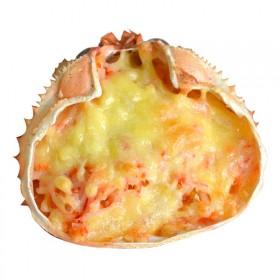 雪蟹宝芝士披萨6只装日料新品鳕蟹宝2份12只包邮