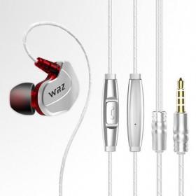 WRZ X6耳式耳机耳麦重低音手机苹果电脑通用男女