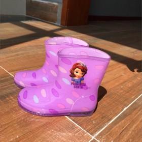 卡通环保儿童雨鞋